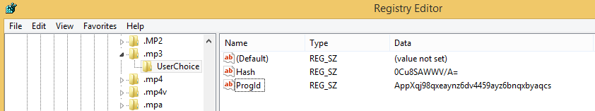 Handling App-V File Type Association in Windows 10 and